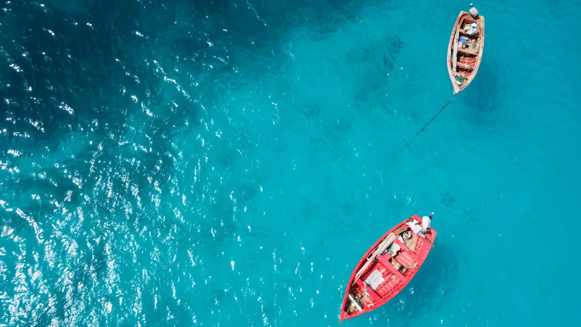 Tradicinės žvejų valtelės