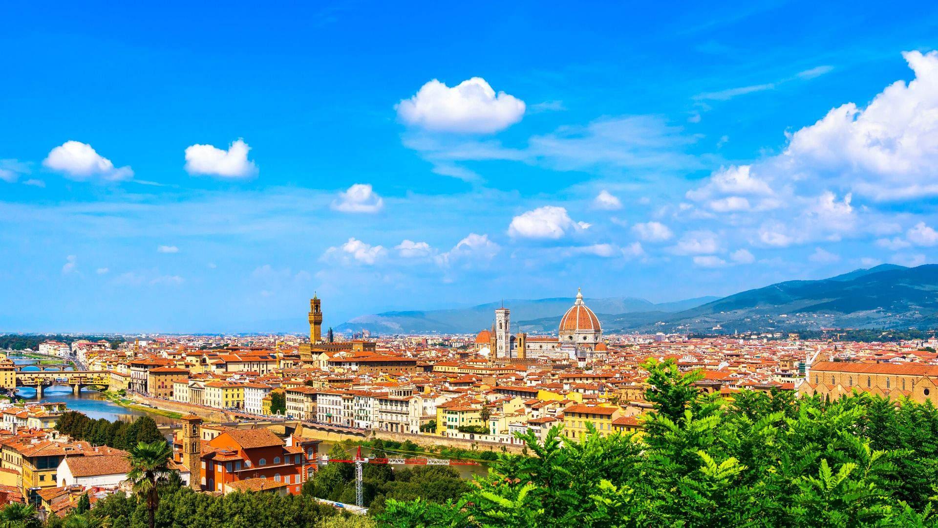 Trumpa kelionė į Italiją – nuostabių apylinkių tyrinėjimui