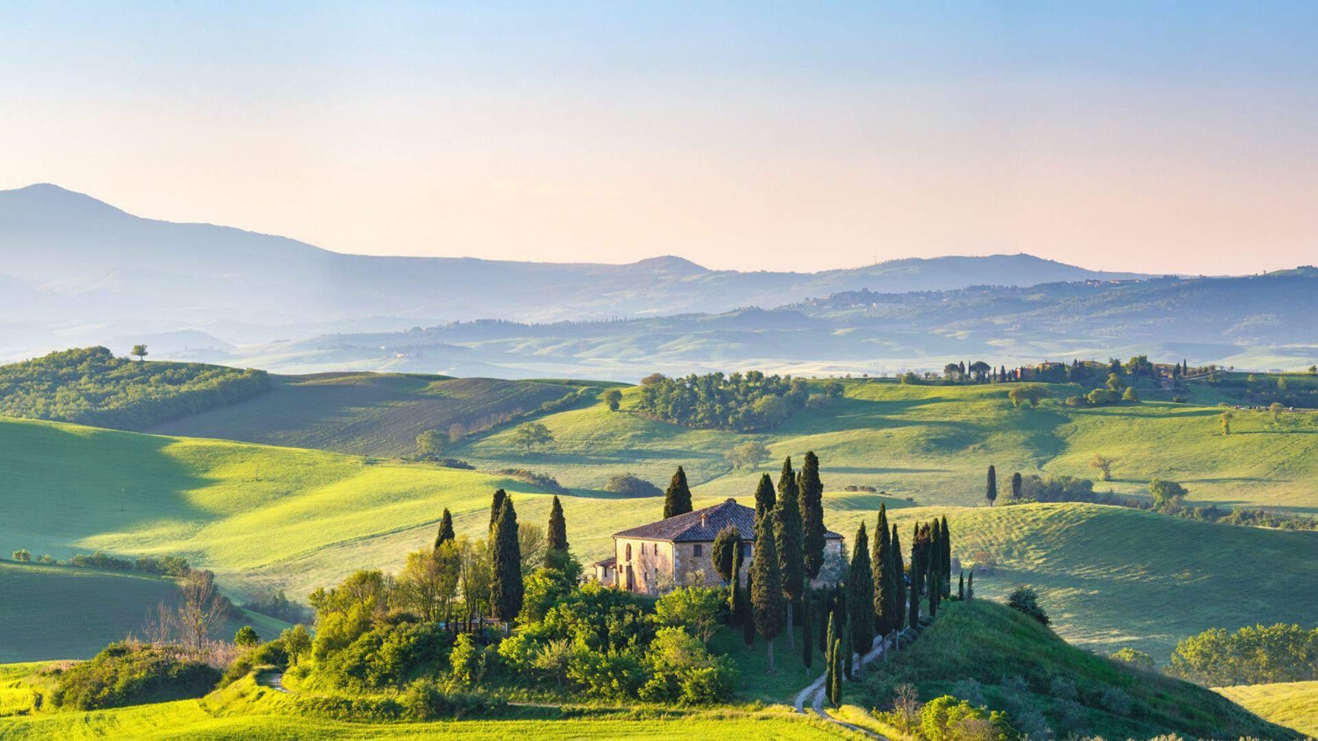 Trumpa kelionė į Italiją – pažinčiai su nuostabia gamta