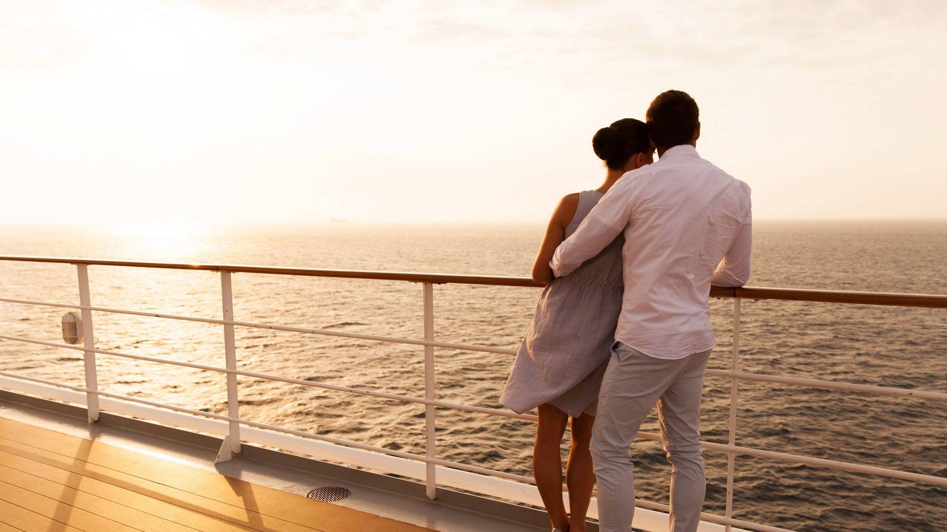 Romantiška kelionės akimirka