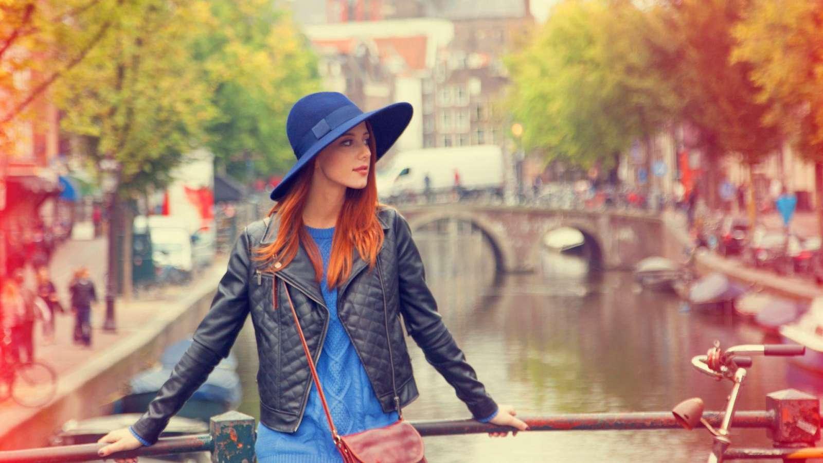 Keliaukite po Amsterdamą ir pėsčiomis