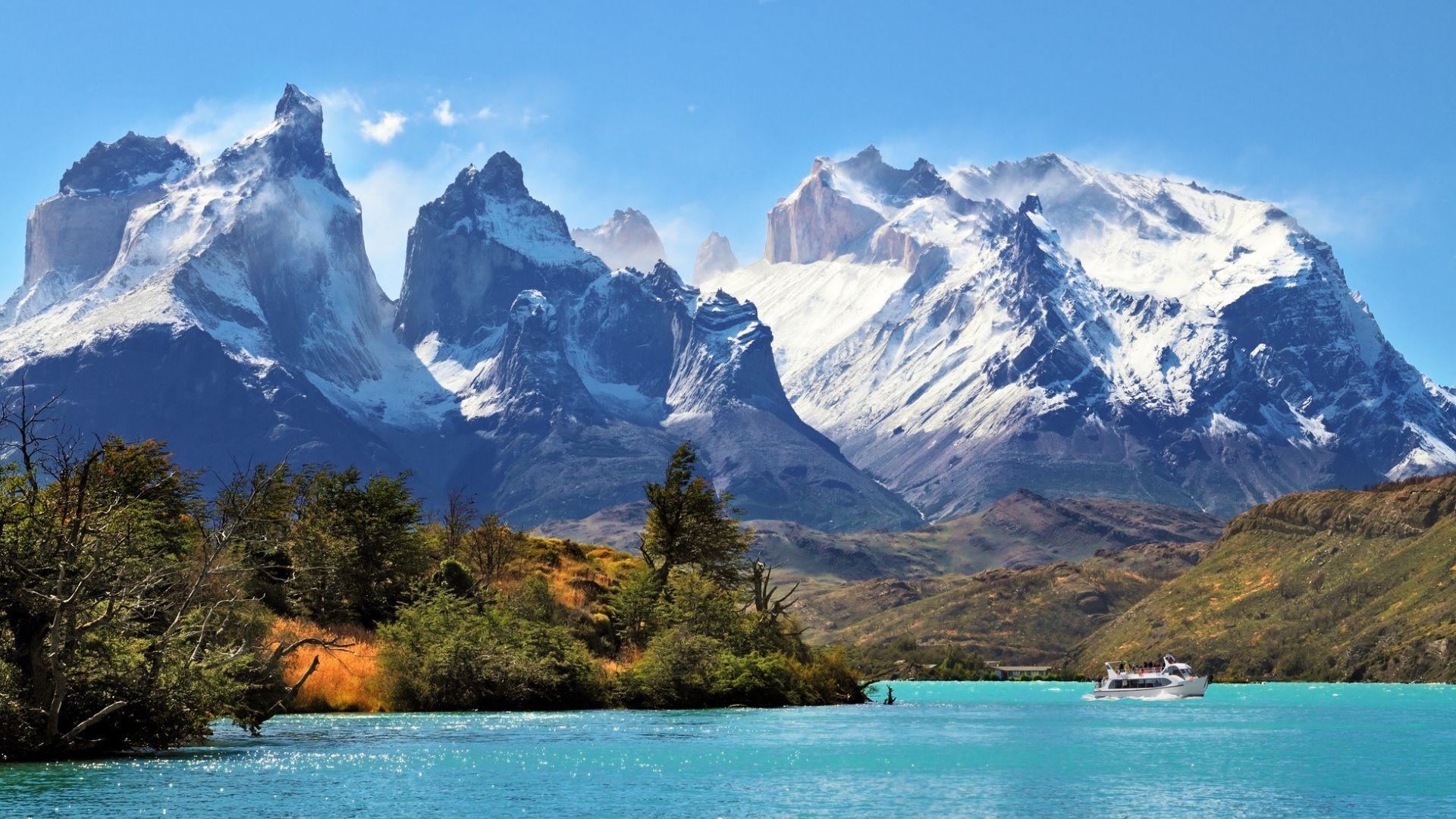 UNESCO saugomas draustinis, Torres del Paine