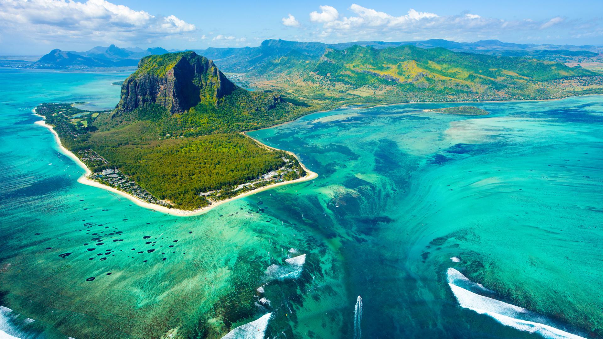 Kvapą gniaužiantis Mauricijus