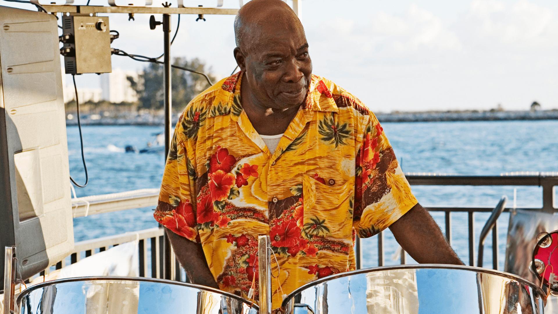 Tradicinis jamaikietis muzikantas
