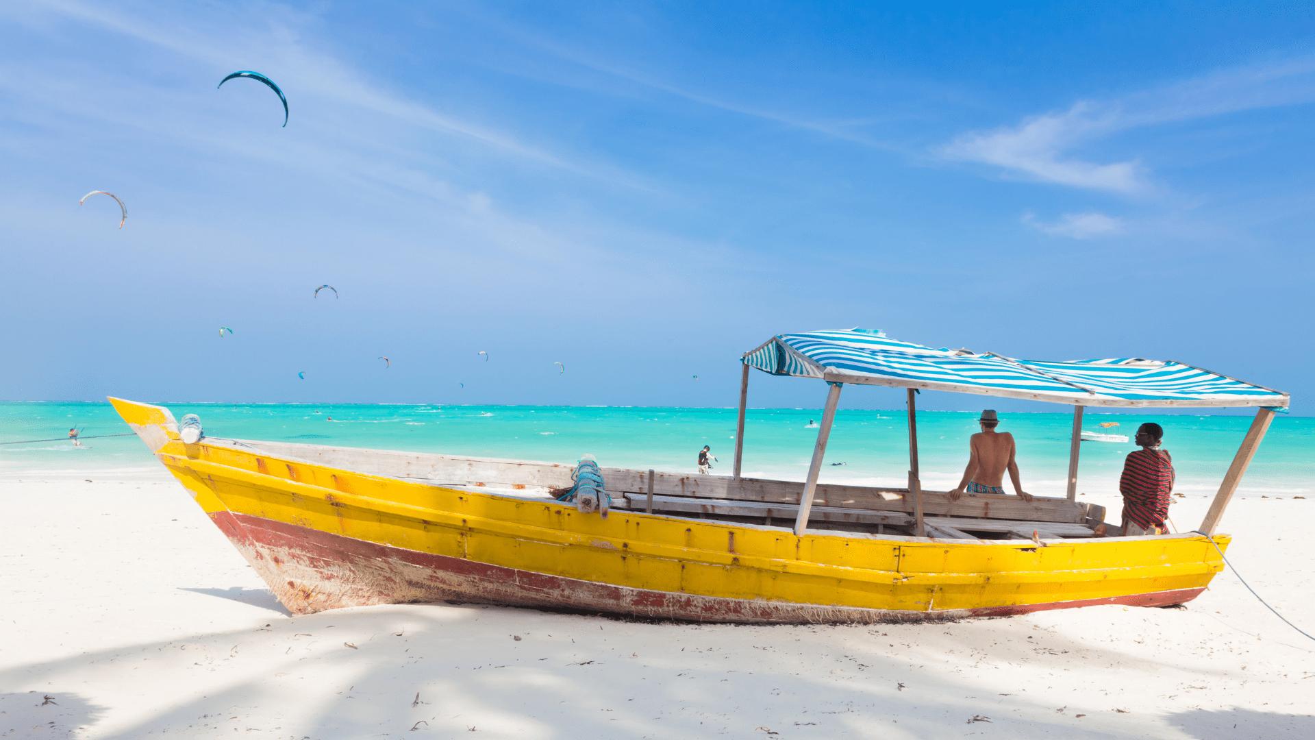 Vietinis Zanzibaro gyvenimas