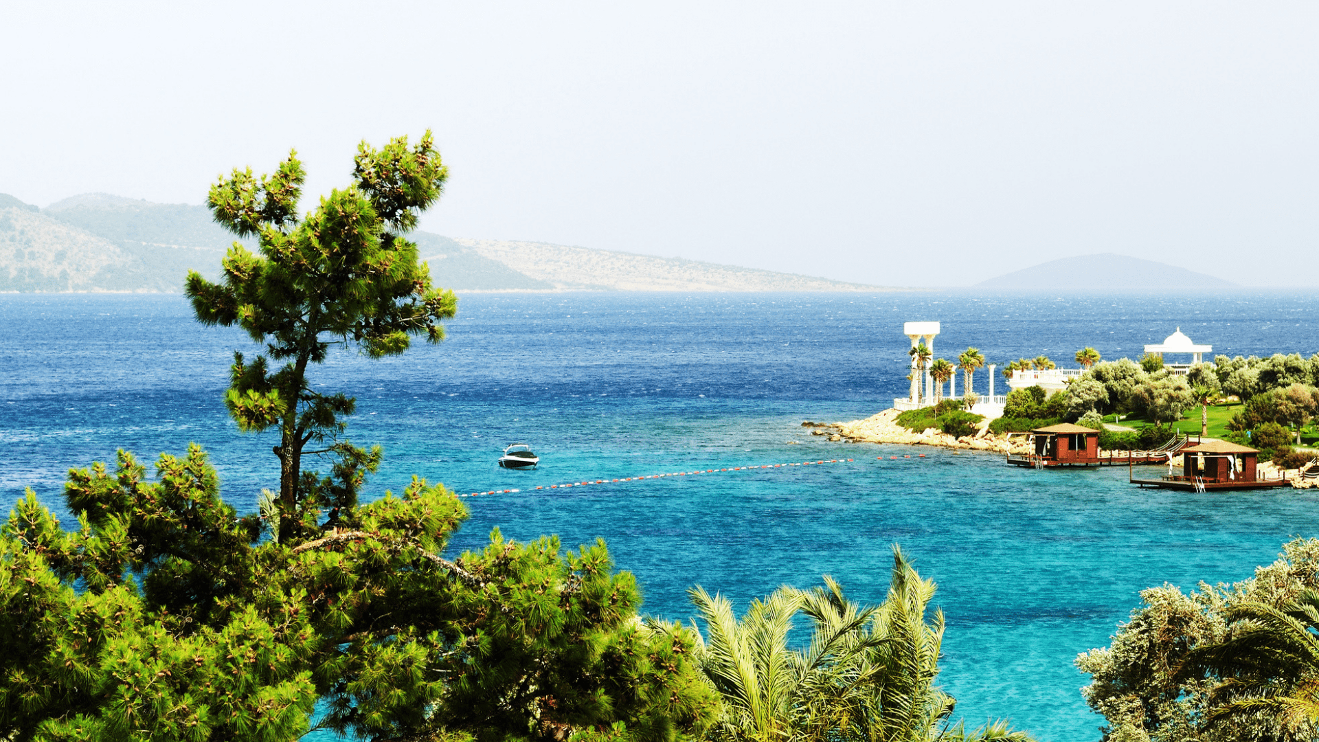 Žydroji Viduržemio jūra
