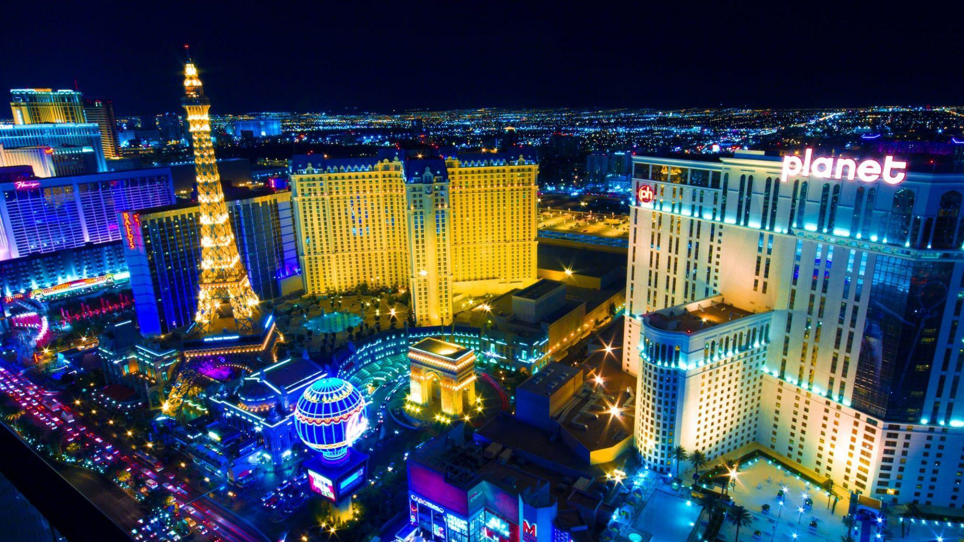 Niekada nemiegantis Las Vegas