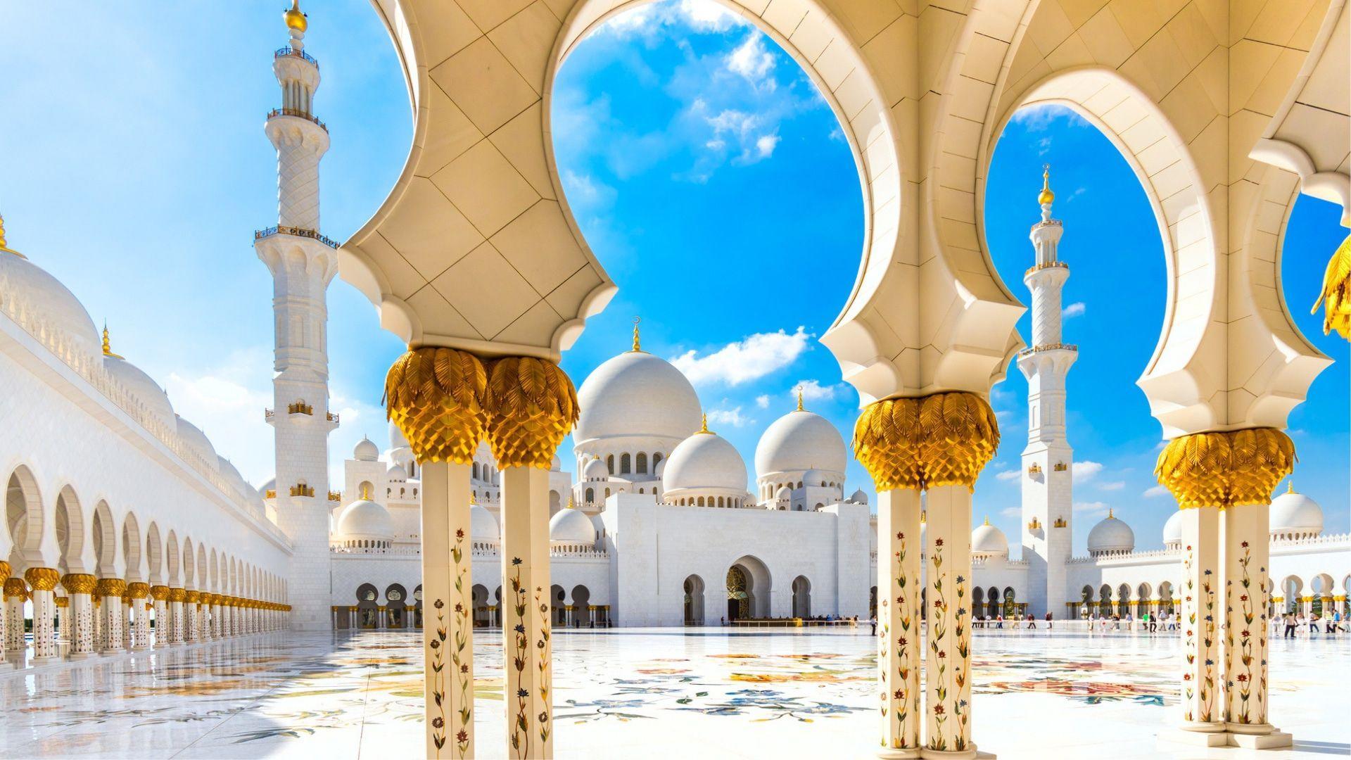 Šeicho Zaydo Didžioji Mečetė