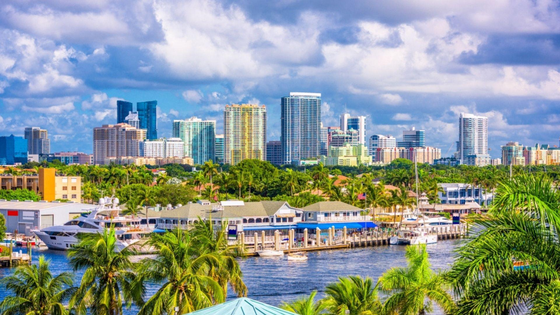 Fort Lauderdale uostas