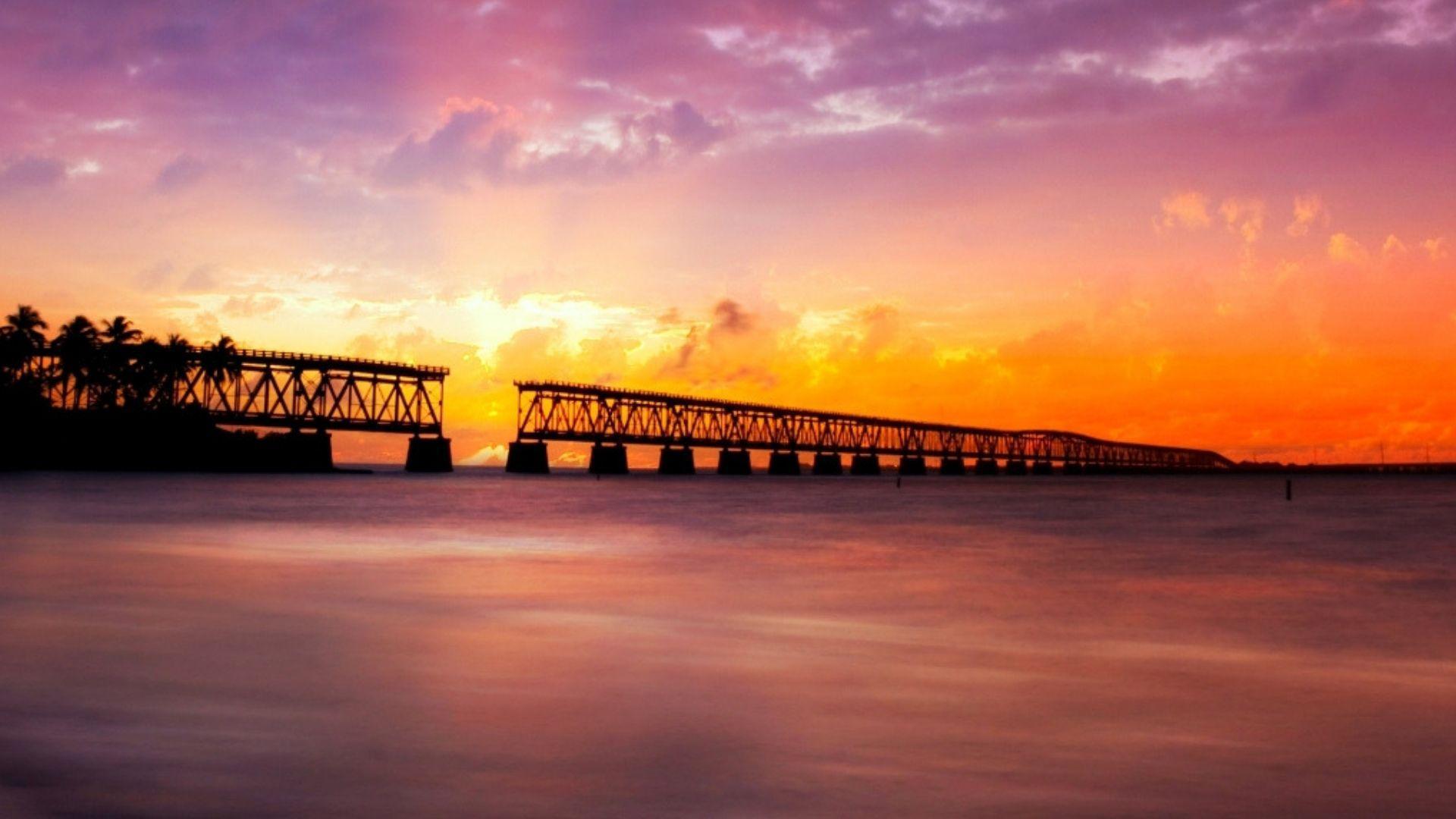 Key West, garsėjantis gražiausiais saulėlydžiais