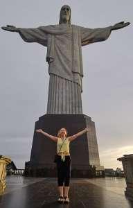 Estravel talentai keliauja - Monikos patirtys Brazilijoje