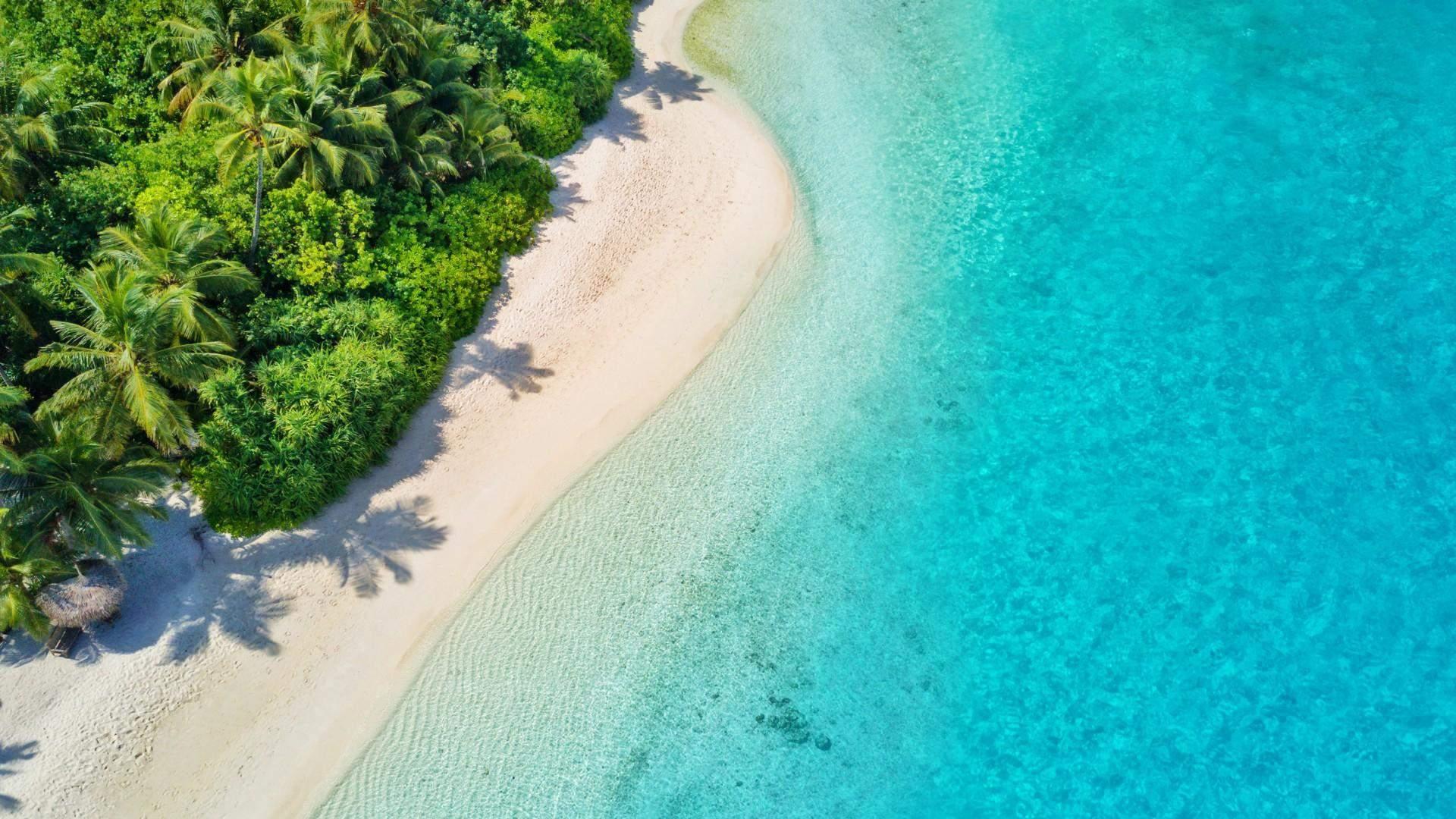 Pasakiško grožio vaizdai Maldyvuose