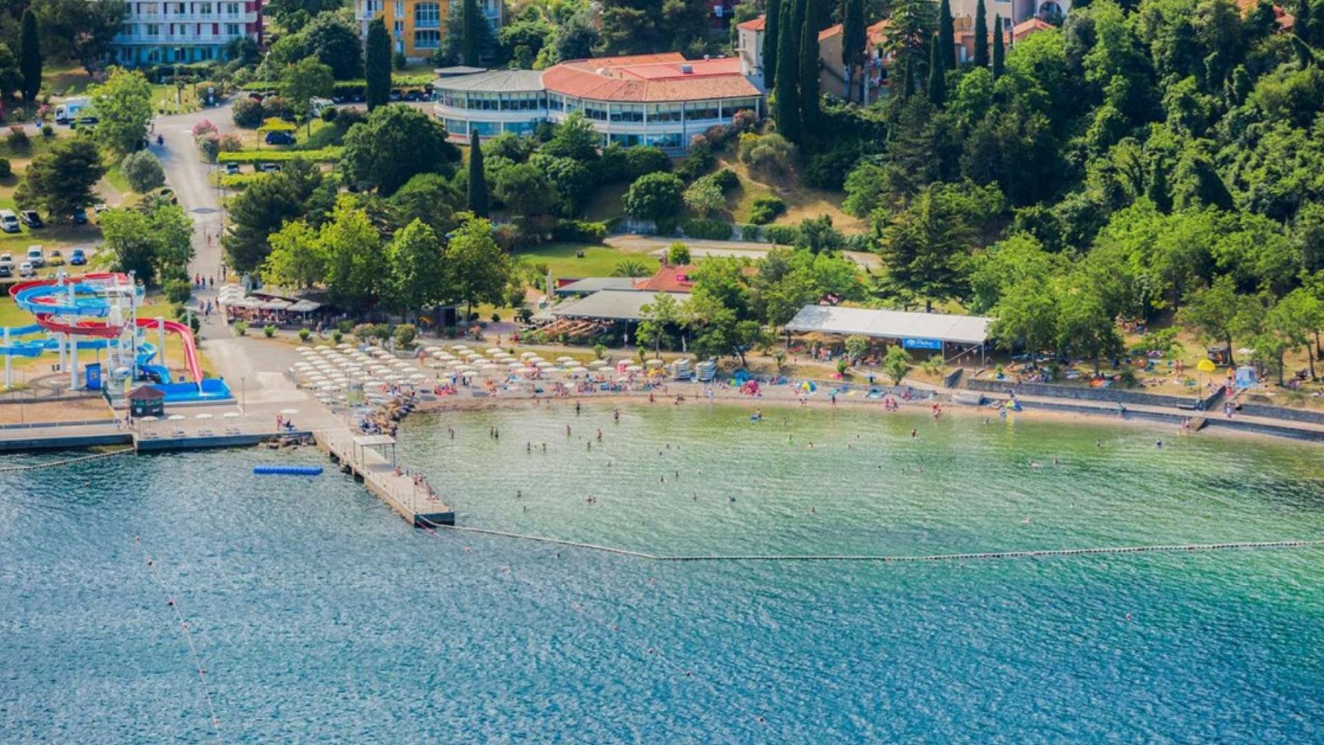 paplūdimys šalia Jūsų viešbučio
