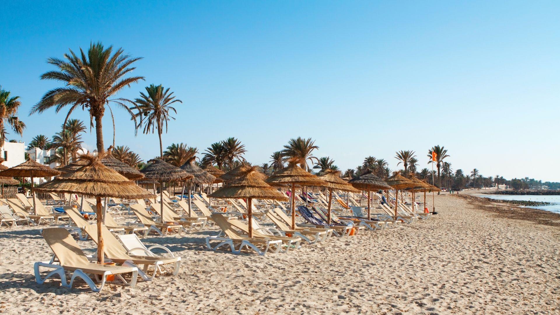 Gambija, paplūdimys
