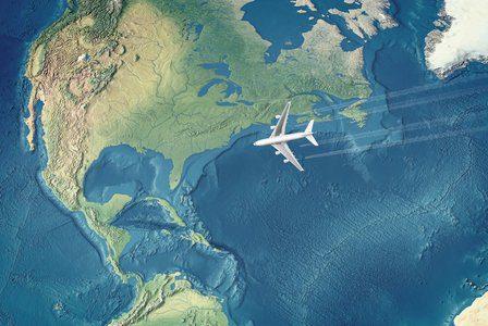 Ką daryti keliautojams, turintiems skrydžių bilietus į JAV?
