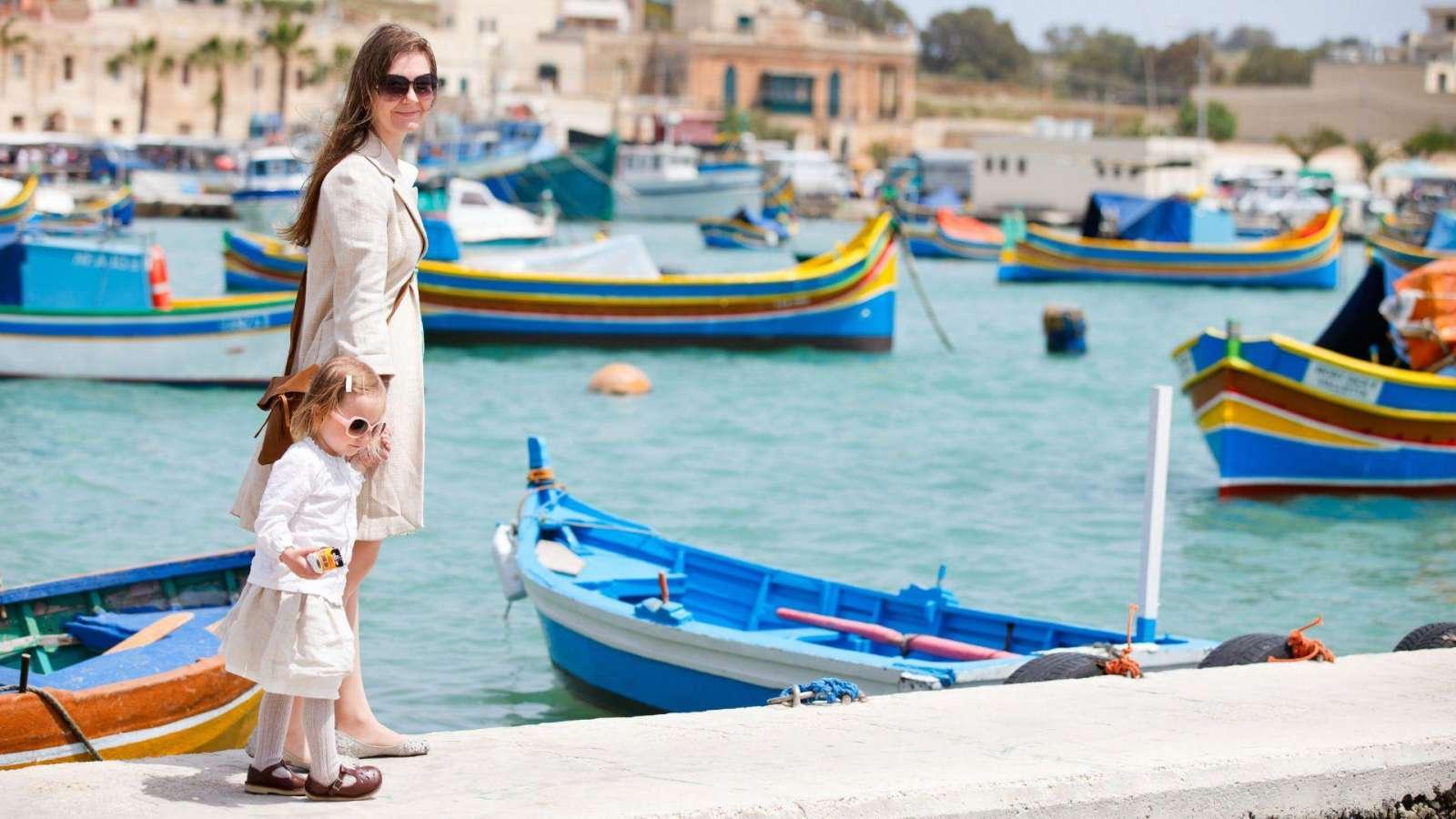 Malta - puiki kelionių kryptis šeimos atostogoms